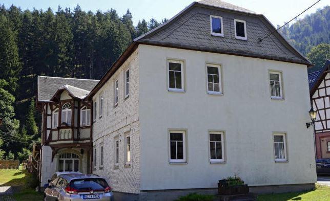 בית פרטי 6 חדרים – Saalfeld