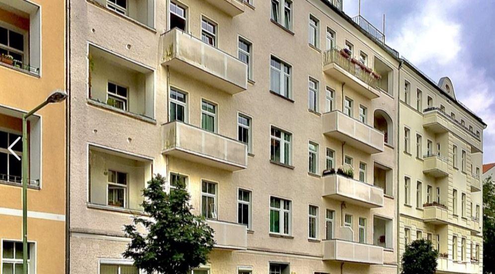 דירת חדר במרכז ברלין